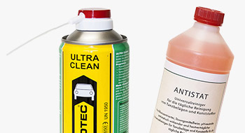Cleaning Agents for Projection Screens