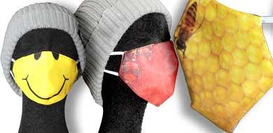 Maski chroniące
