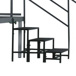 HANDY OpenAir színpadi lépcső