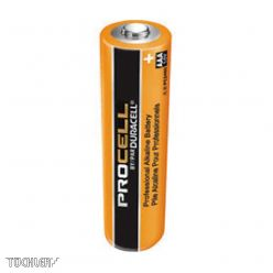 DURACELL INDUSTRIAL BATTERIE AAA  MN2400 _ 10er Pack