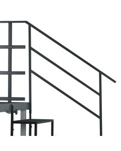 HANDRAIL FOR STAGE STAIRS HANDY STANDARD AND OPENAIR 5-STEP