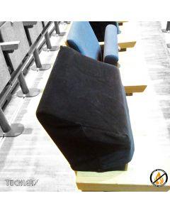 HUSSE CORONA zur Sperrung von Sitzplätzen uni
