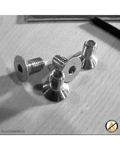 SCREWS to JUNCTION PLATE for use with portable parquet WALZER