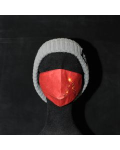 FEDERLEICHT - Design Mund-Nasenschutz-Maske