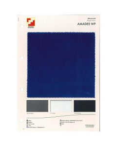 SAMPLE CARD STAGE VELOUR AMADEE WP