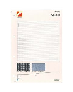 SAMPLE CARD PVC MESH LIGHT
