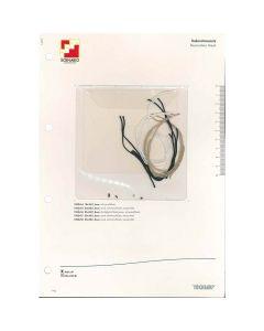 SAMPLE CARD  DEKORATIONSNETZ 50X50