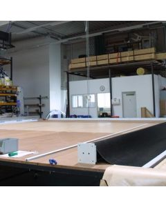 Výroba projekčních ploch