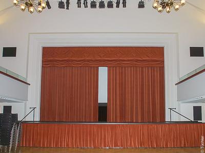 Veranstaltungszentrum Bruck an der Mur - Bühnenausstattung