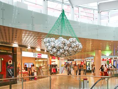 Interspar Shoppingcenter