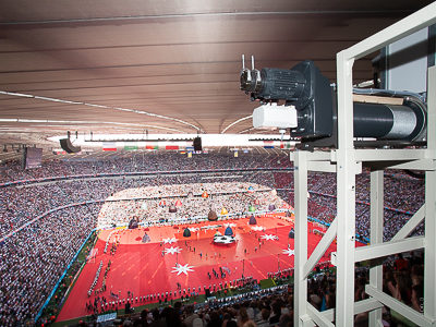 Football World Cup 2006 Germany: Opening Ceremony in Munich