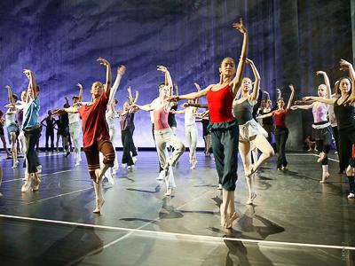 International ÖTR Ballet Days, Vienna