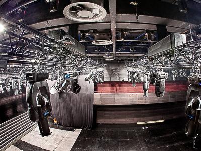 Stage technology for rehearsal stage, Maopolski Ogrid Sztuk