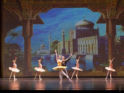 Dance Open in St. Petersburg – getanzt wurde auf Tanzboden Consor