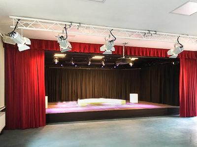 Schulbühne Bremen: Bühnenpodeste HANDY