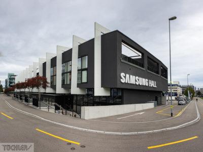 Samsung Hall Außenansicht
