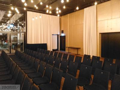CH_Zürich_Samsunghall Loft Reihenbestuhlung Fensterverdunkelung_80dpi_1000pix