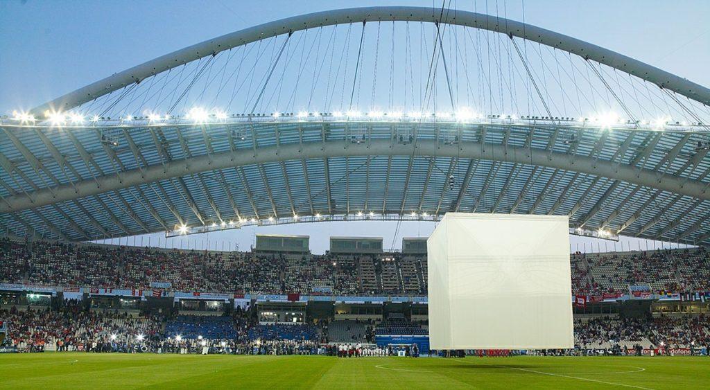 Champions League Finale 2007 in Athen