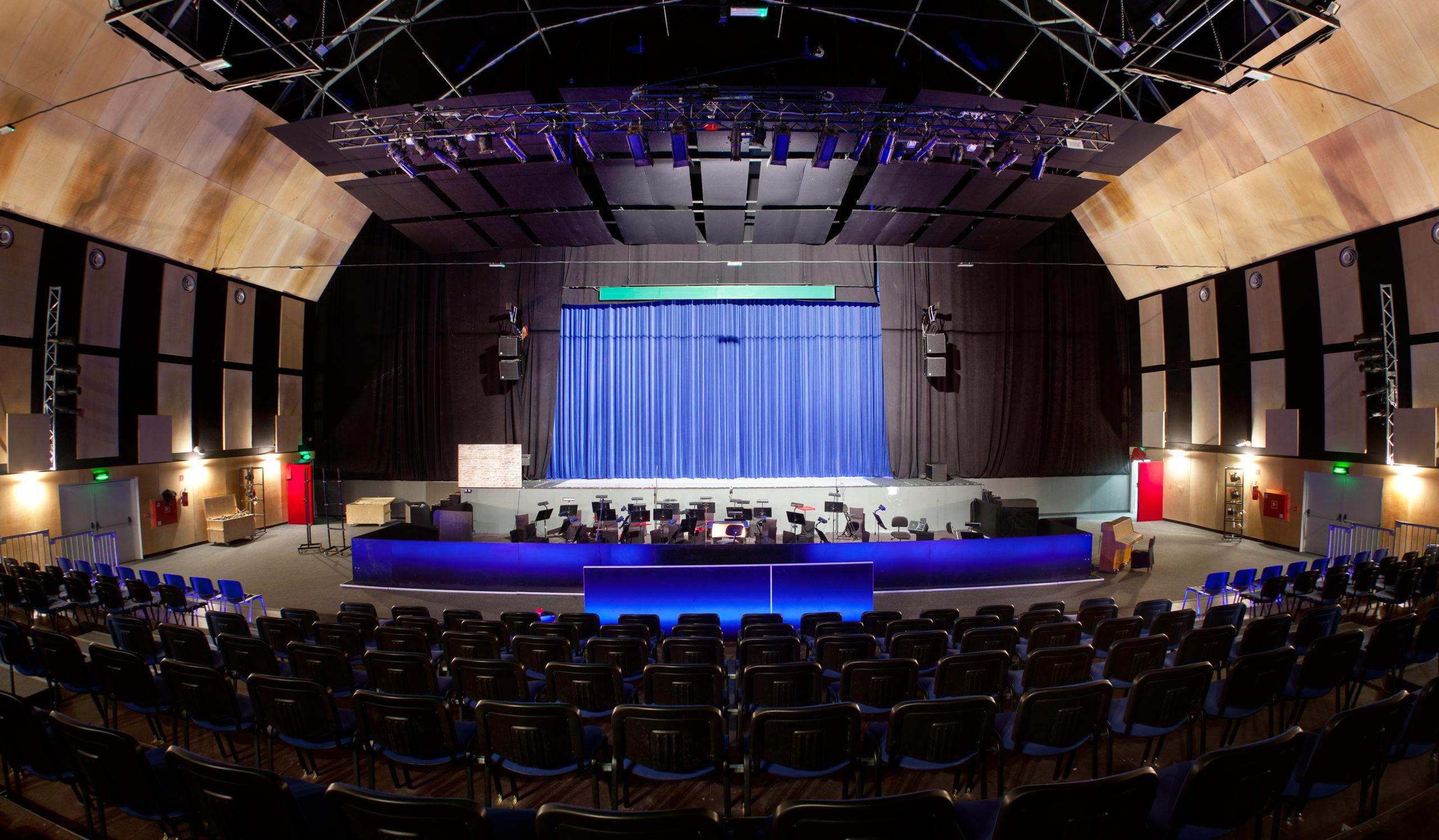 Oper Stettin: Seilwindenanlage LIFT-IT