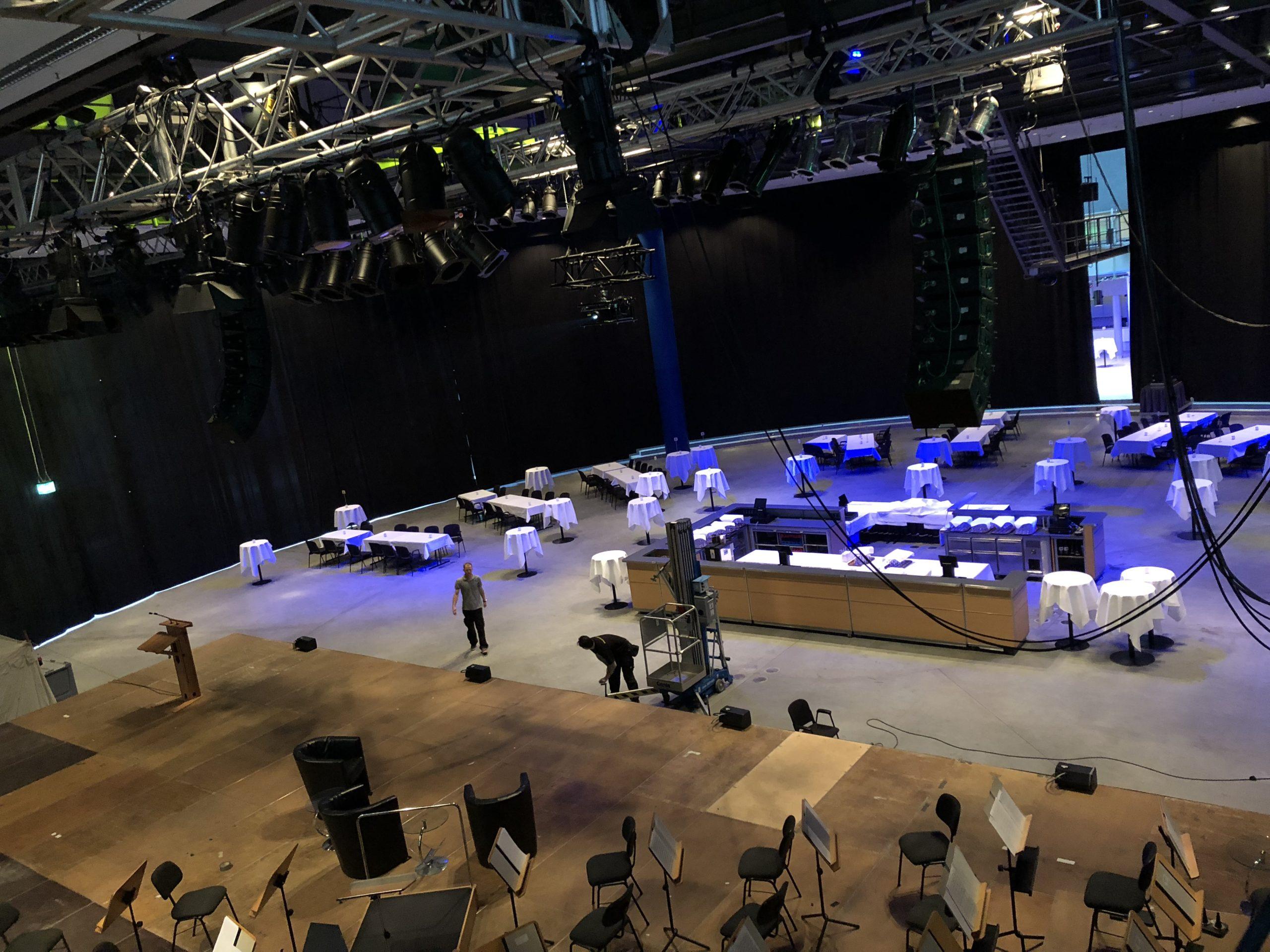 Musik- und Kongresshalle Lübeck