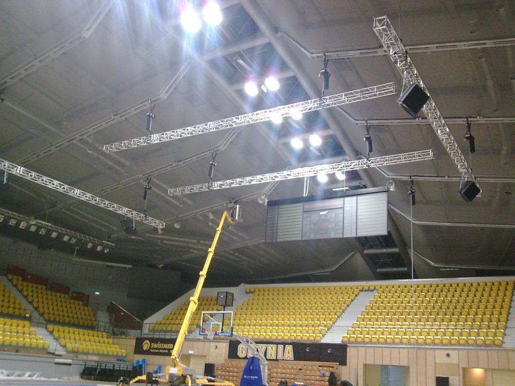 Hala Widowiskowo Sportowa - Gdynia
