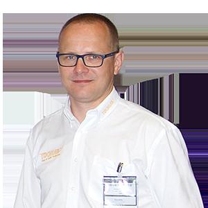 TÜCHLER Bühnen- und Textiltechnik GmbH Mitarbeiter Wojtek Kordowski