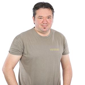 TÜCHLER Bühnen- und Textiltechnik GmbH Mitarbeiter Martin Pichlmaier