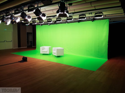 Instant Greenbox - Studio für das Austria Center Vienna