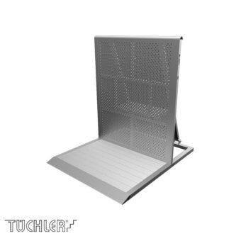 Bühnensystem T-REX Crowd barriers BR - gerade
