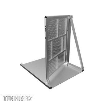 Bühnensystem T-REX Crowd barriers GANZE Tür