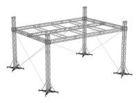 Bühnensystem T-REX roofs TXDR